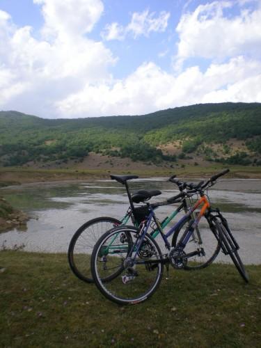 abruzzo, mountain bike, biciletta, vacanza, gran sasso, sirente velino