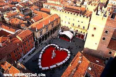 Verona san valentino dall 39 aperitivo al gelato for San valentino in italia