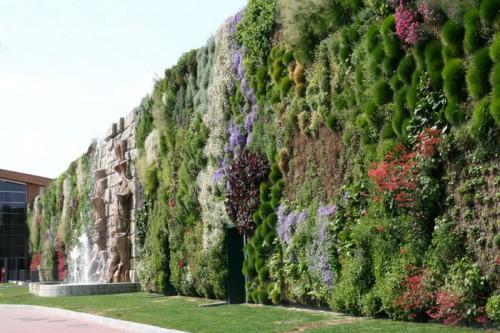 giardino verticale,rozzano,guinnes dei primati,ipermercato,iper,centro commerciale,fiordaliso,natura,piante,essenze