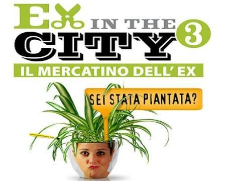 ex in the city,mercatino,milano,san valentino,aperitivo,god save the food
