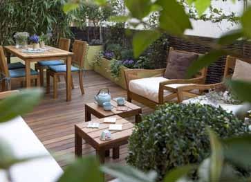 Stunning Idee Terrazzo Fiorito Contemporary - Idee Arredamento Casa ...