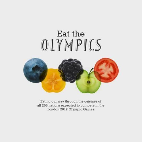 olimpiadi londra 2012,londra,cibo,eat the olympics,spezie,biscottini,cucinare