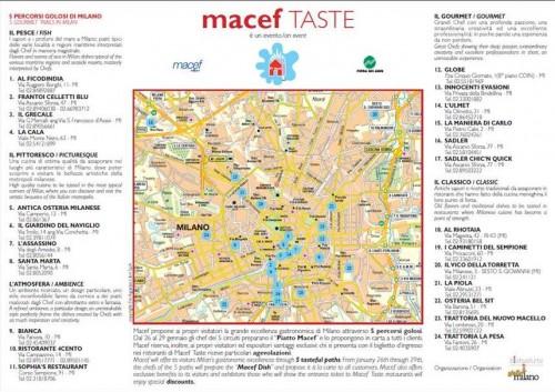 macef,vino,ristorante,piatto macef,macef gennaio,macef 2012