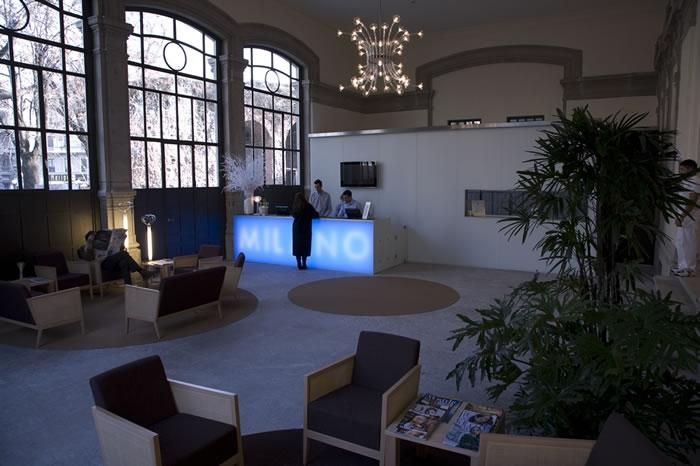 FESTA PER LA 50° EDIZIONE DEL SALONE DEL MOBILE….MILANO GRANDE PROTAGONISTA CON IL FUORISALONE ...